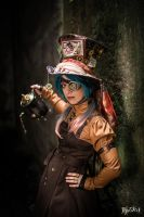 Steampunk Mad Hatter - Original cosplay #5 by TwiSearcher85