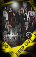 Storm Surge by Dystopian-Sirpent