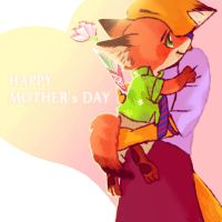 Mother's Day by Weketa