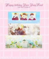 [010915] HAPPY BIRTHDAY JEON JUNGKOOK by Byunryexol