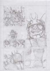 Pencil page 1 by EarlGeier
