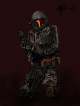 Future Soldier by SirPomPom