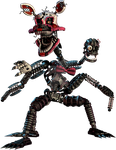Nightmare Mangle by DarkVirus87