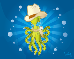 Billy The Squid by WarBrown