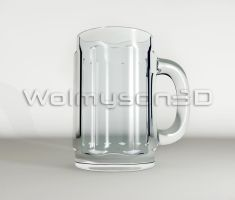 beer cup by wolmyson