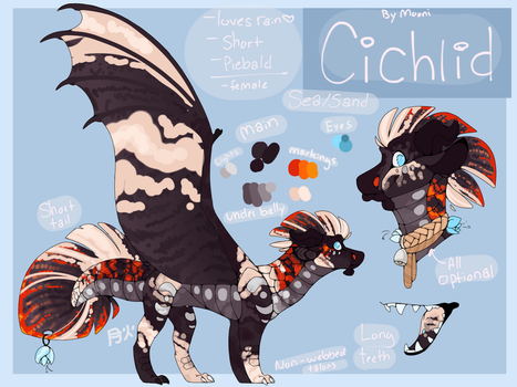 Cichlid :COM: by Moonfiire