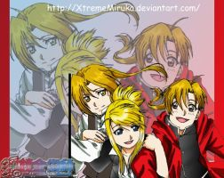 FullMetal Alchemist by Hicker by XtremeMiruka