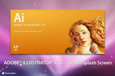 Adobe Illustrator CS3 - Venus by TommyGun96