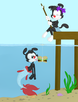 Fishing For Friends by to-lazy-for-username