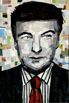 Alec Baldwin Portrait by jaybaba