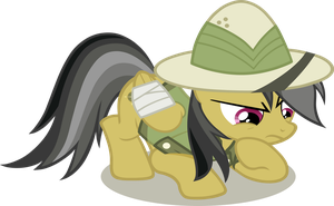 Reflective Daring Do by xn-d