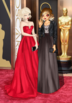 The Oscars by Lentionola