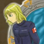Stargate sketch by A-Fistful-Of-Kittens