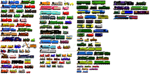 Thomas and Friends Animated Characters 17 by JamesFan1991