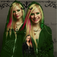 Avril is 'Hot' by TheTracker