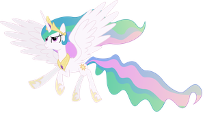 Princess Celestia (Resources) by 90Sigma