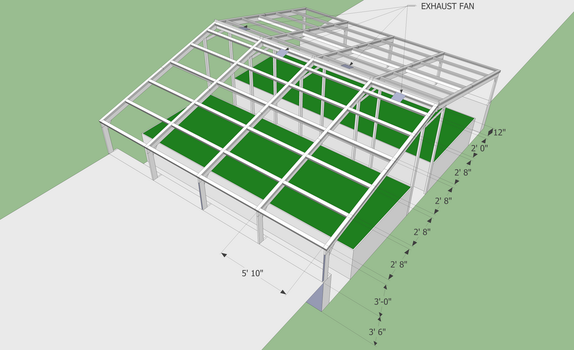 Controlled Environment Agriculture WIP by Mann-of-LaMancha