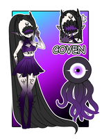 Halloween Advent: Coven by XenoBaby