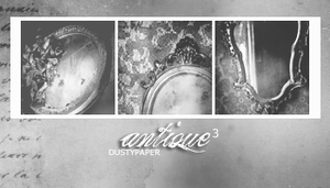 Antique 3 by innocentLexys