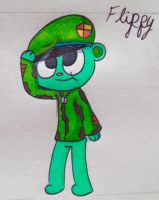 Flippy Gelo style by MrGeloTheSecond
