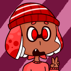 Ketchup Girl by catycatkin