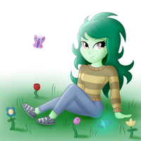 Wallflower by Xether-Shade