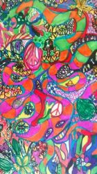 Psychedelic Passions by LivelovelifeEleni