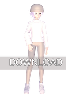 MMD Arts and Crafters DL by umbrageousdoll