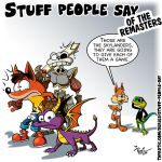 Stuff people say 326 by FlintofMother3