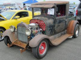 Rough 29 Ford PU by zypherion