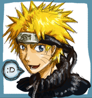 :D Naruto by kittychasesquirrels