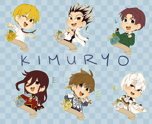 Year of the Kimuryo by narpoop