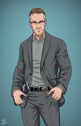 Steve Dayton (Earth-27) commission by phil-cho