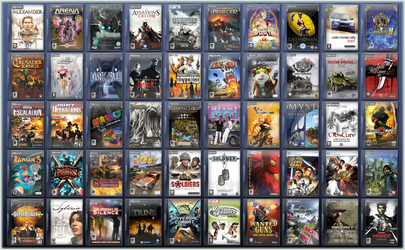 Game Icons 22 by GameBoxIcons
