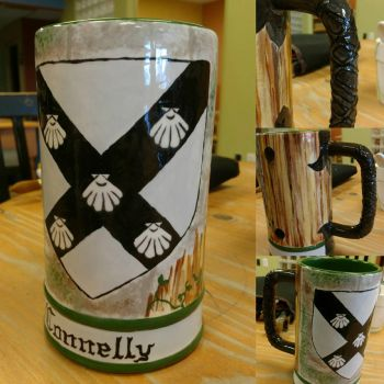 Connelly Coat of Arms by ArtSquirrel