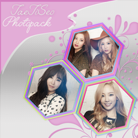 TaeTiSeo/TTS/SNSD - Photopack by mayradias