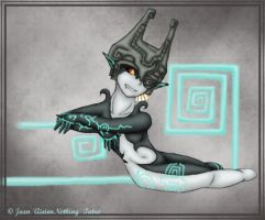 Midna by AieienNothing