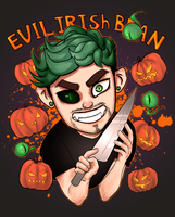 Evil Irish Bean by Jillick57