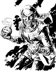 Green Goblin by deankotz