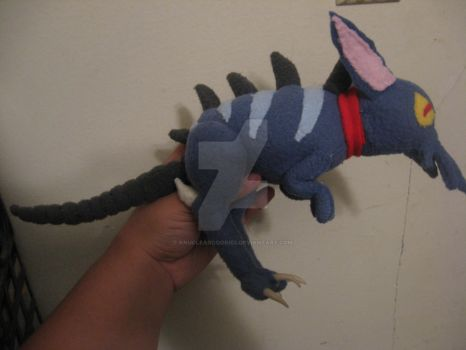 Mr. Peppy Plush 1 by RNuclearCookies