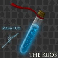 Mana - Fuel Bottle (The Kuos lore book) by AHAKuo
