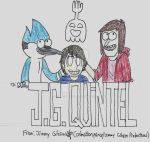 J.G. Quintel Tribute by CelmationPrince