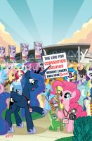 MLP Friends Forever #7 Jetpack Convention Cover by TonyFleecs
