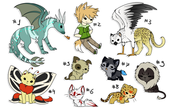 Adopts point auction [CLOSED] by Envykarp