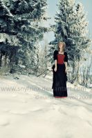 .in the snow II. by snyfrinx