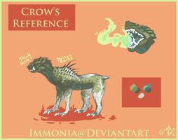 Crow's Reference by Immonia