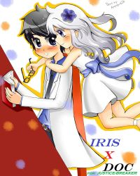 Surprise!! Iris x Doc Version 2 by Anapaper
