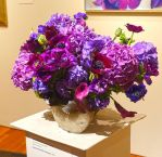 Bouquets to Art 2017 Flower Arrangement 3 by Trisaw1