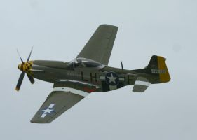 P51 JANIE  fly passed 4 by Sceptre63