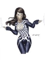 Silk by micQuestion
